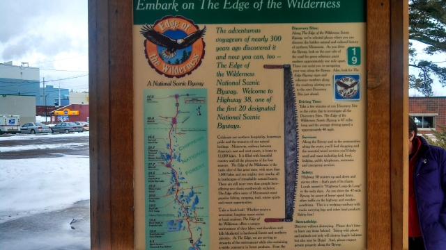 edge of the wilderness
