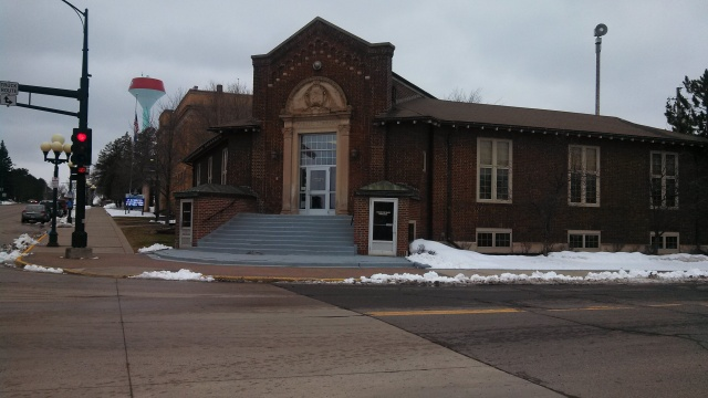 The Chisholm Library. The librarian did some great research for me. I called her from Denver on Wednesday and she asked me to call back in an hour.