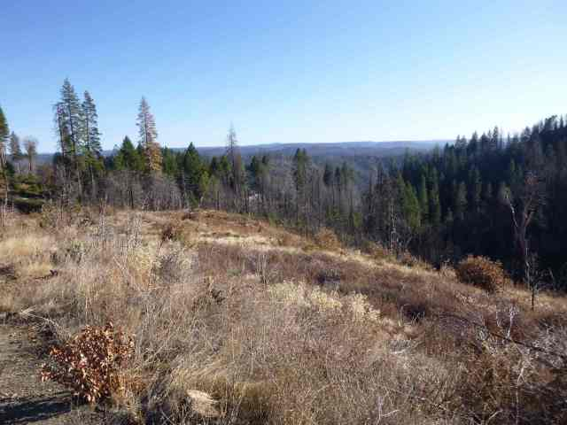 Looking west toward the Sierra Mountains.