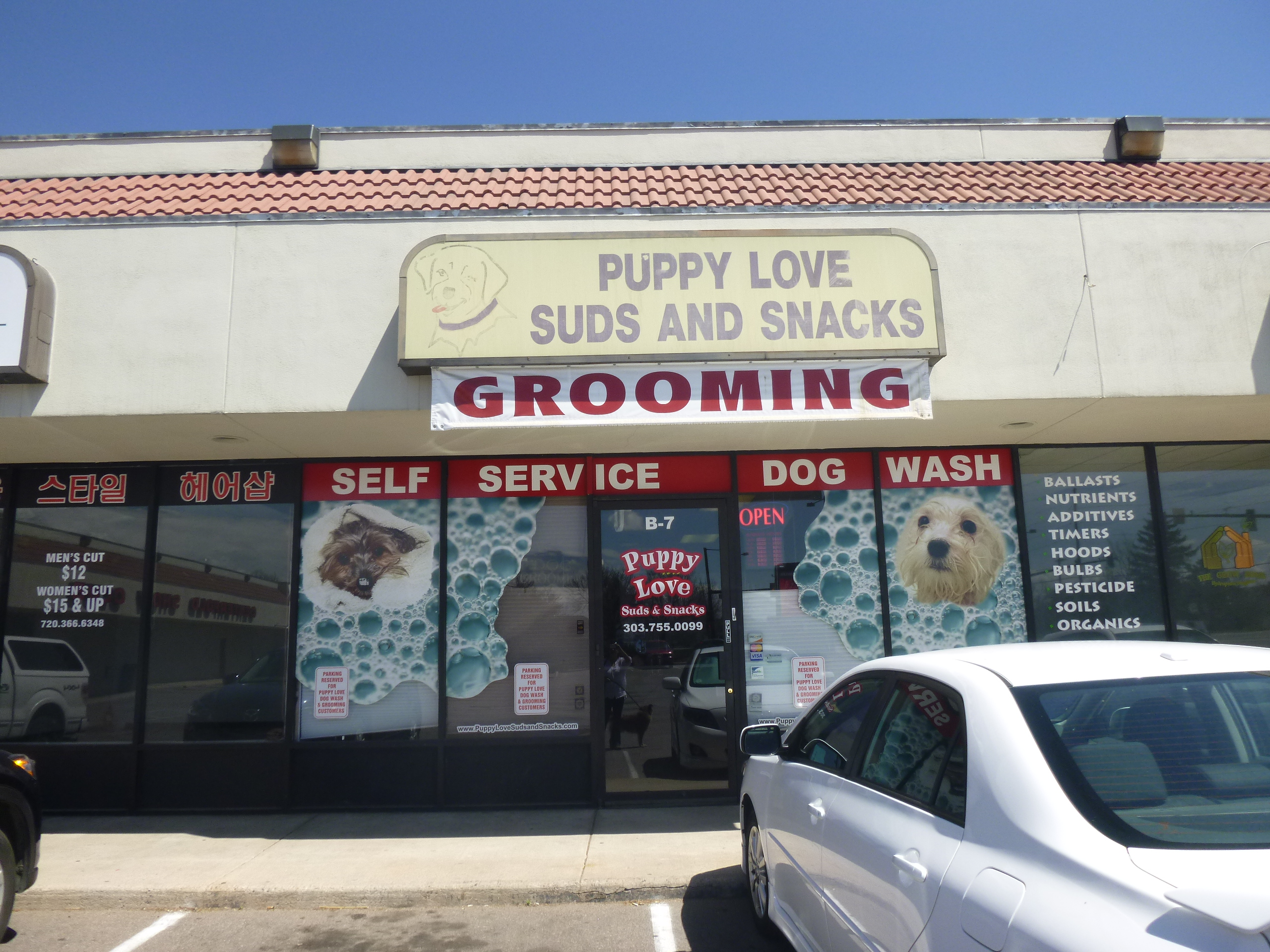 Dog Grooming Denver Co